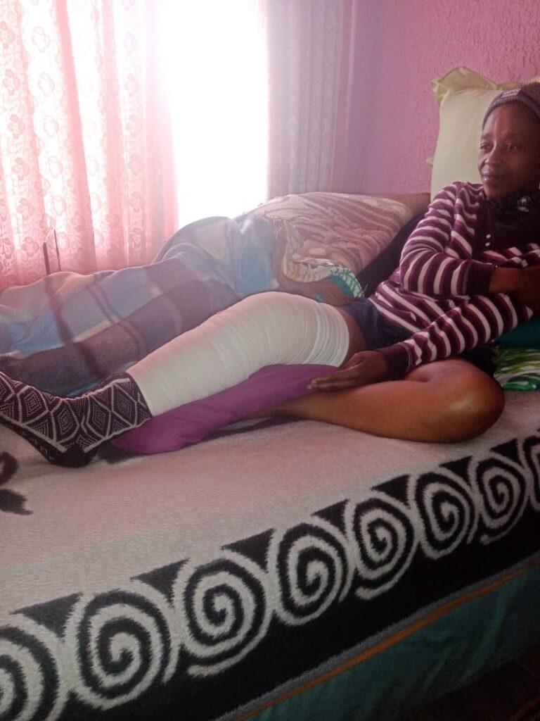 Another Lesbian woman shot in Pretoria, a victim of crime.